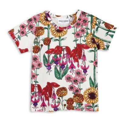Mini Rodini T-shirt Coton Bio Garden-listing