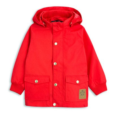 Mini Rodini Waterproof Hooded Parka-product