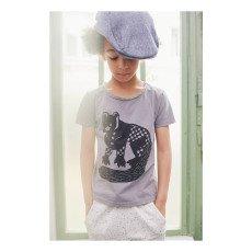 Emile et Ida Camiseta Lémur-listing