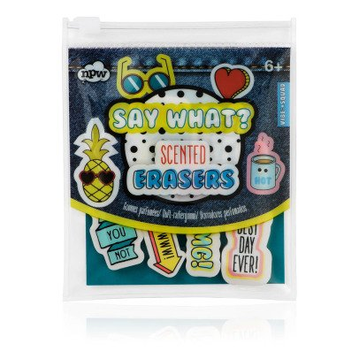 Smallable Toys Mini gommes parfumées - Set de 10-listing