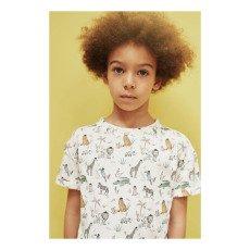Emile et Ida T-shirt Animaux-listing