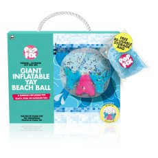 Smallable Toys Ballon géant gonflable Yay-listing