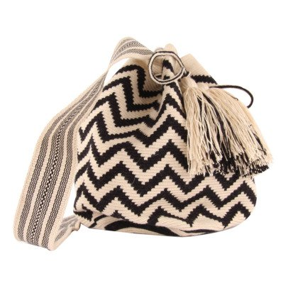 Guanabana Wayuuu Striped Gua Bucket Bag-listing