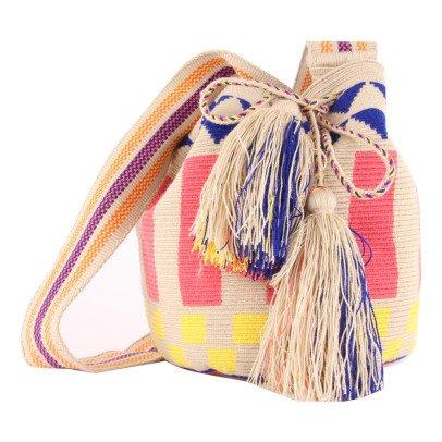 Guanabana Sac Seau Motifs Géométriques Wayuu-listing