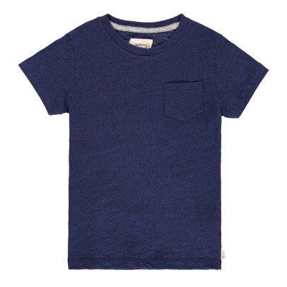Bellerose Casti Burn Wash T-Shirt-listing