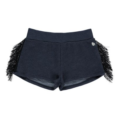 Bellerose Filin Fringe Shorts-product