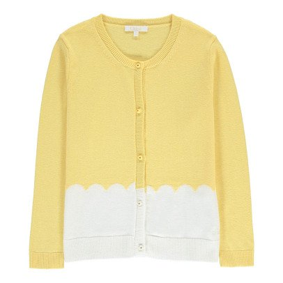 Chloé Cardigan Bicolore-listing