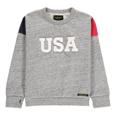 "Finger in the nose Brian ""USA"" Sweatshirt-listing"
