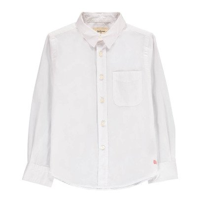 Bellerose Chemise Oxford Slim Fit Ganix-listing