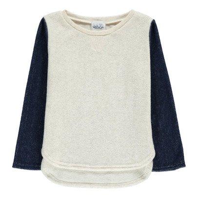 Atelier Barn Suéter Esponja Blanca-listing