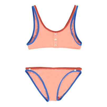 Pacific Rainbow Louise Contrast 1 Piece Swimsuit-listing