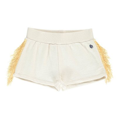 Bellerose Filin Fringe Shorts-product