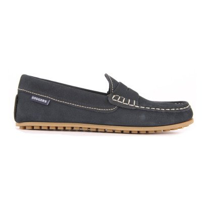 Diggers Penny Suede Mocassins -listing