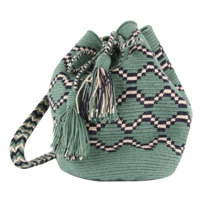 Guanabana Wayuu Wave Bucket Bag-listing
