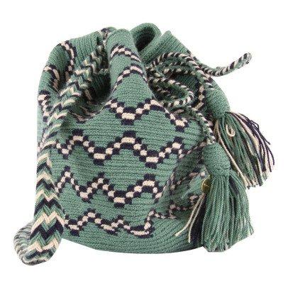 Guanabana Wayuu Wave Bucket Bag-listing