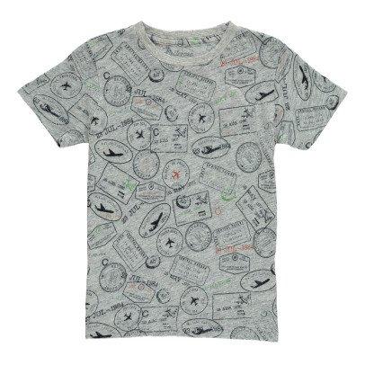 Bellerose T-shirt Viaggio-listing