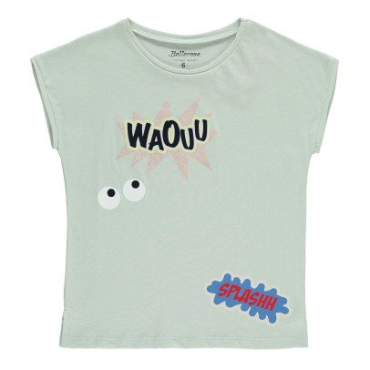Bellerose Camiseta Cartoon Dolce-listing