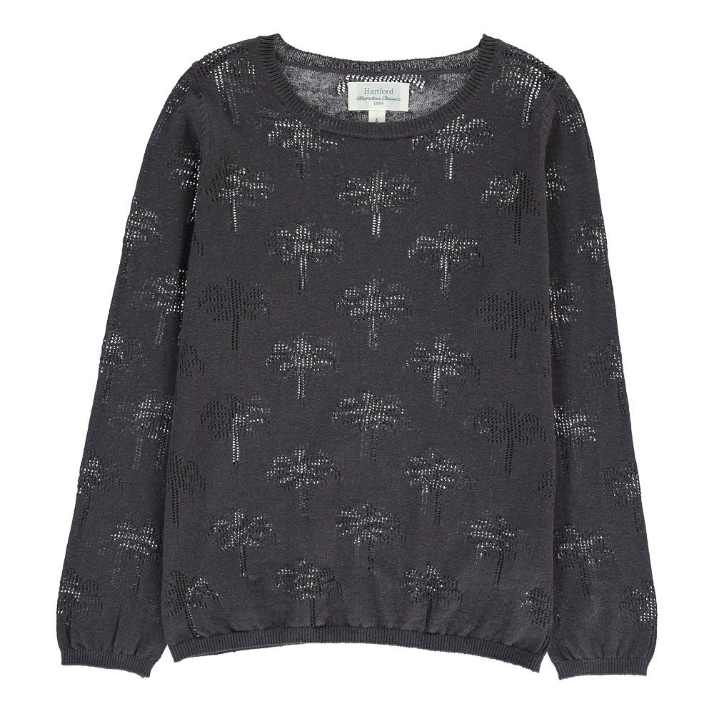 MiamiOpenwork Palm Tree Jumper -product