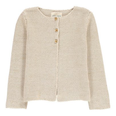 Louis Louise Cardigan Lúrex Little	-listing