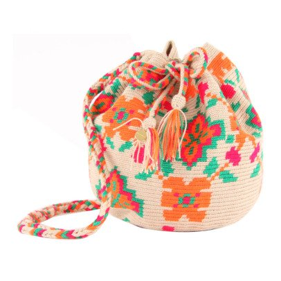 Guanabana Zigzags Bucket Bag-listing