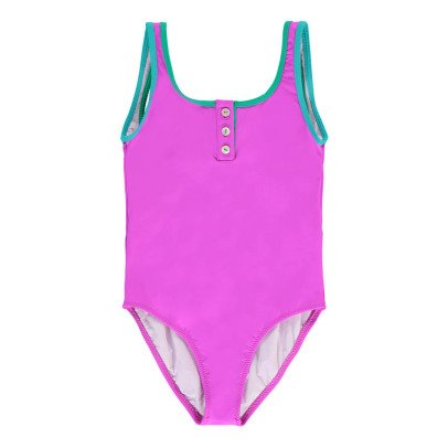Pacific Rainbow Charlotte Contrast 1 Piece Swimsuit-listing