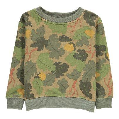 Atelier Barn Anton Leaf Sweatshirt-listing