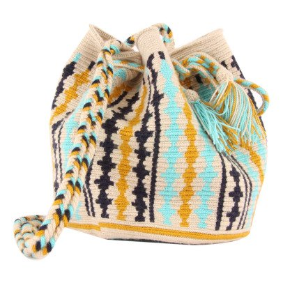 Guanabana Wayuu Bucked Bag-listing