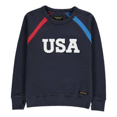 "Finger in the nose Hank ""USA"" Sweatshirt-product"