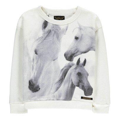 Finger in the nose Turner Horse Sweatshirt-listing