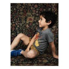 Mini Rodini T-shirt Leone Cotone organico-listing