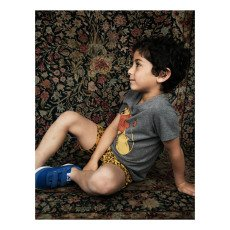 Mini Rodini T-Shirt Löwe aus Bio-Baumwolle -listing