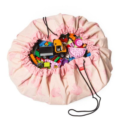 Play and Go Sac/Tapis de jeux Eléphant - A Little Lovely Company-listing