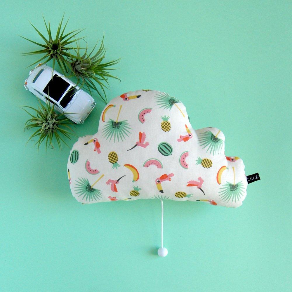 Léléwou Exotic Cloud Music Box-product