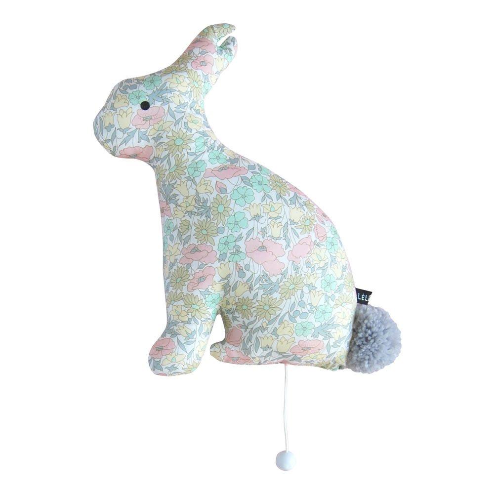 Léléwou Poppy and Daisy Musical Rabbit Léléwou x Smallable-product