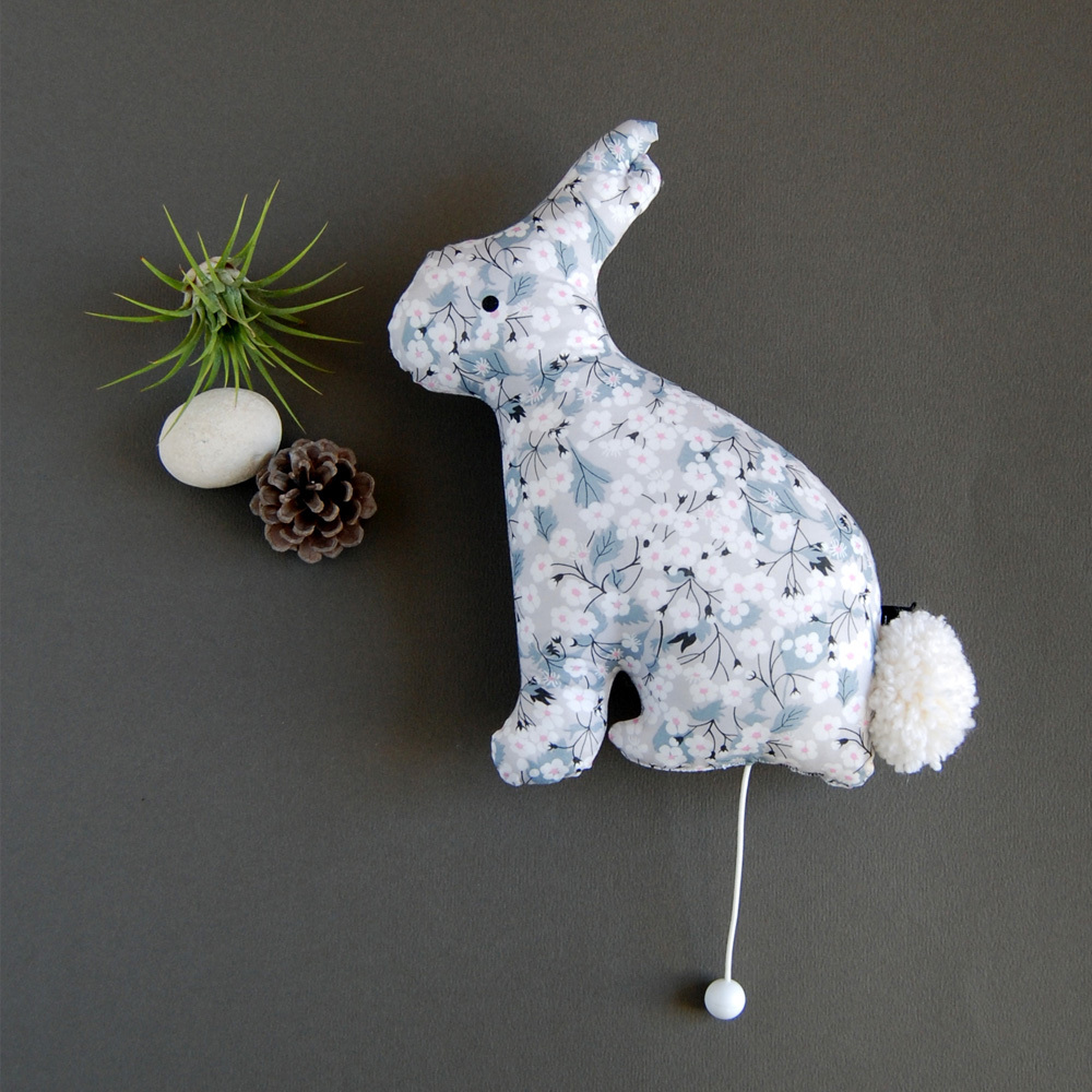 Mitsy Musical Rabbit Léléwou x Smallable-product
