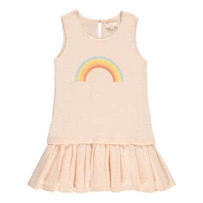 Chloé Vestido Plisado Arcoiris-listing
