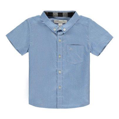 Burberry Fred Mini Tartan Shirt-listing