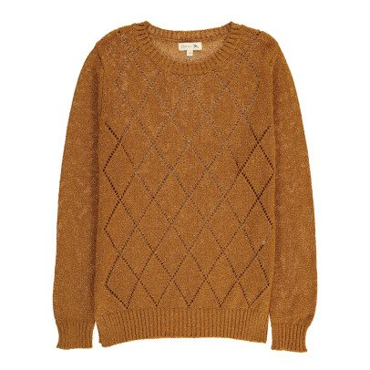 Soeur Pullover Lurex Bling -listing