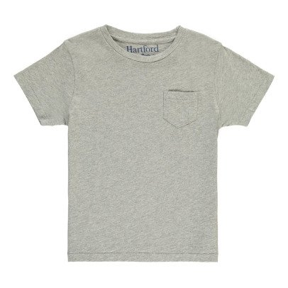 Hartford T-shirt Léger Poche-listing