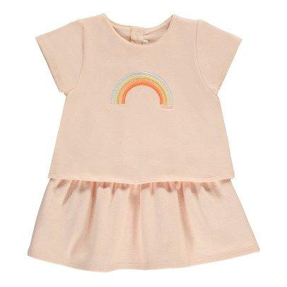 Chloé Rainbow Fleece Dress-product