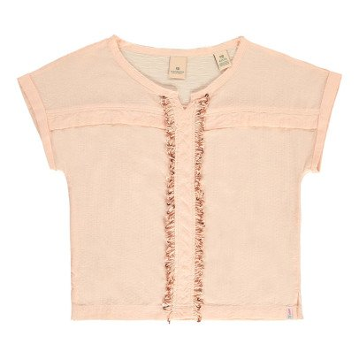 Scotch & Soda Blouse Frangée-listing