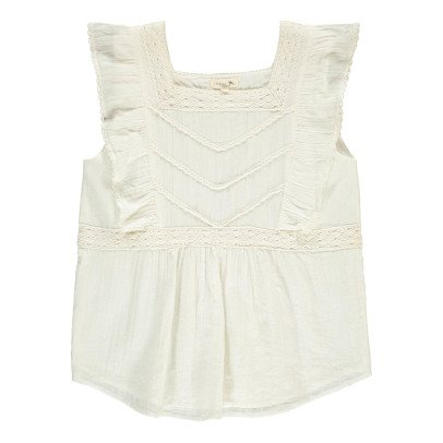 Soeur Bella Embroidered Top-product