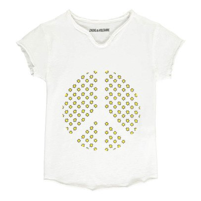 Zadig & Voltaire T-shirt Peace Boxo-listing