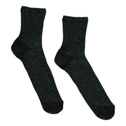 Soeur Brenda Lurex Socks-listing
