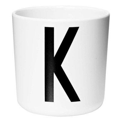 Design Letters Melamine Mug - K-listing