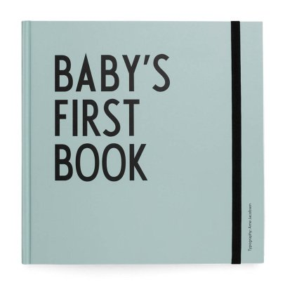 Design Letters Primer álbum bebé-product