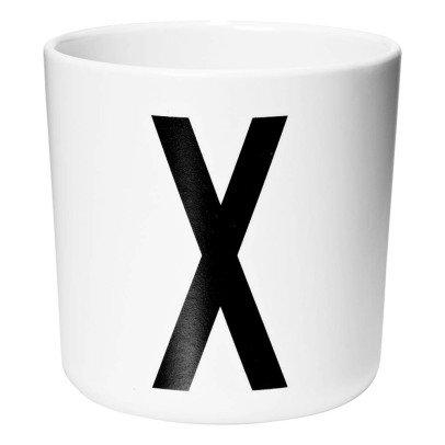 Design Letters Taza de melamina - X-listing