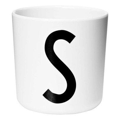 Design Letters Taza de melamina - S-product