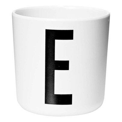 Design Letters Tasse aus Melamin - E-listing