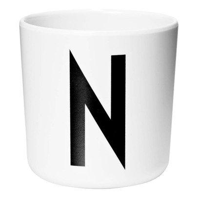 Design Letters Melamine Mug - N-listing